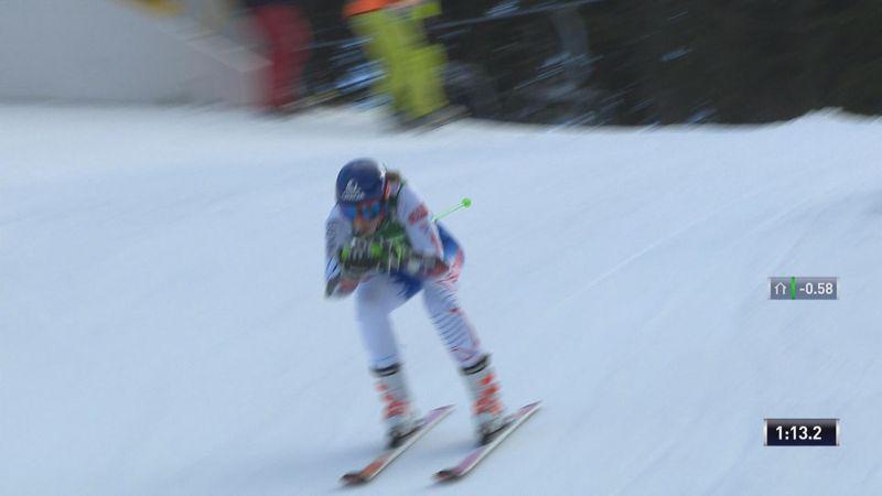 Vlhova clinches Giant Slalom win ahead of Shiffrin in Semmering