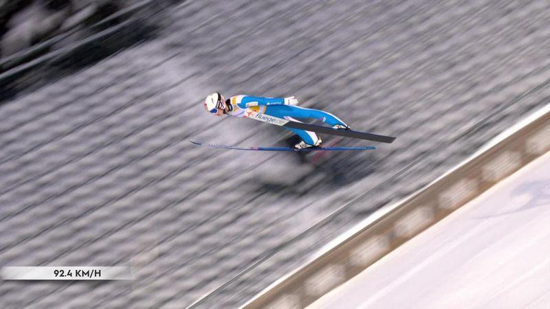 Granerud vince anche a Zakopane: 11 e record norvegese