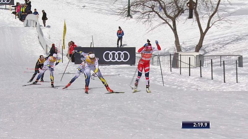 Stina Nilsson vince in Canada, a Falla la coppa di specialità