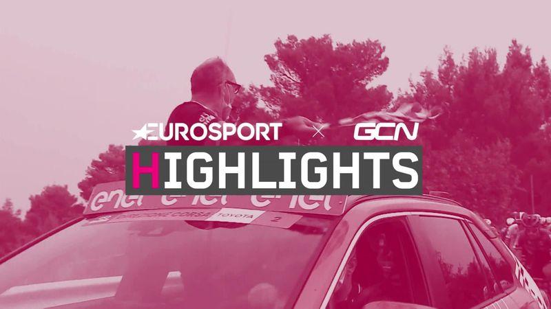 Giro d'Italia: Üçüncü etap özeti
