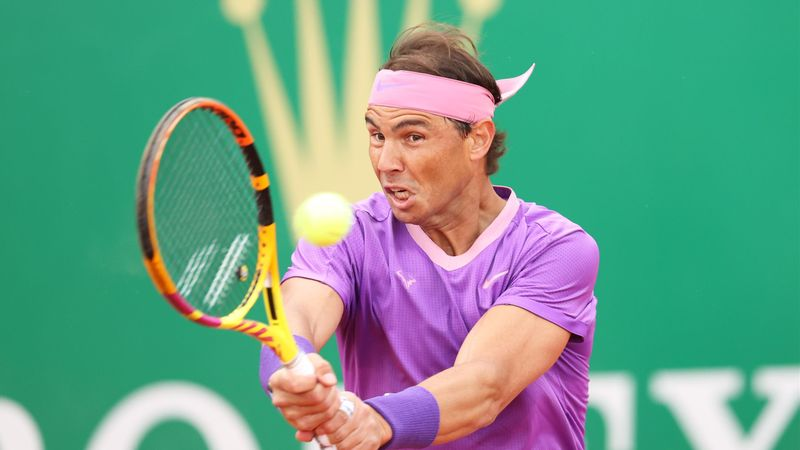 Nach zwei Monaten Pause: Nadal beim Comeback gnadenlos