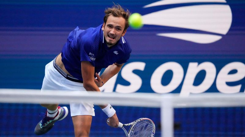 Гениальный прием Медведева – один из лучших в истории тенниса