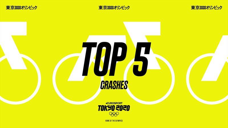 Tokyo 2020 | Ciclism: Cele mai urâte căderi și accidente de la Jocurile Olimpice