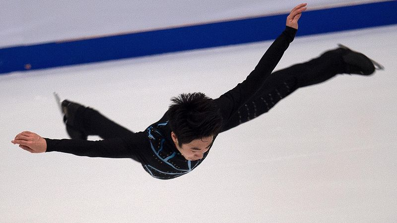 Boyang Jin, Kaetlyn Osmond impress at Cup of China