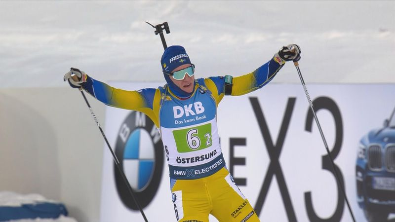 Östersund | Sensationele start Biatlon seizoen eindigt in zege Zweden op Mixed Relay