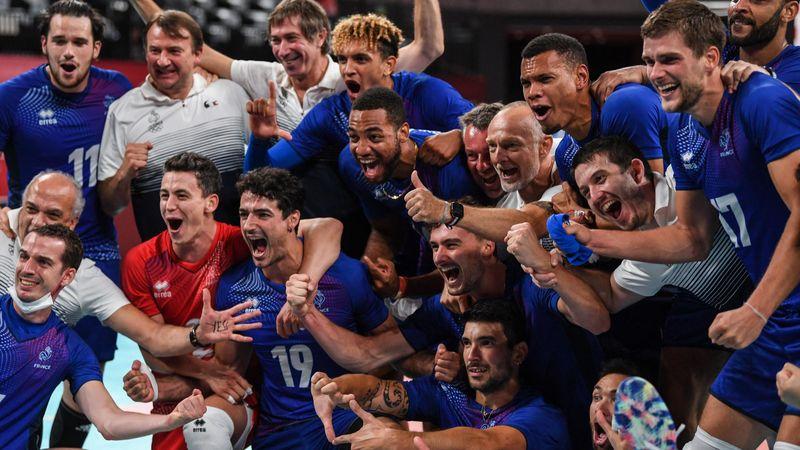 Sans trembler (cette fois), la France domine l'Argentine et file en finale
