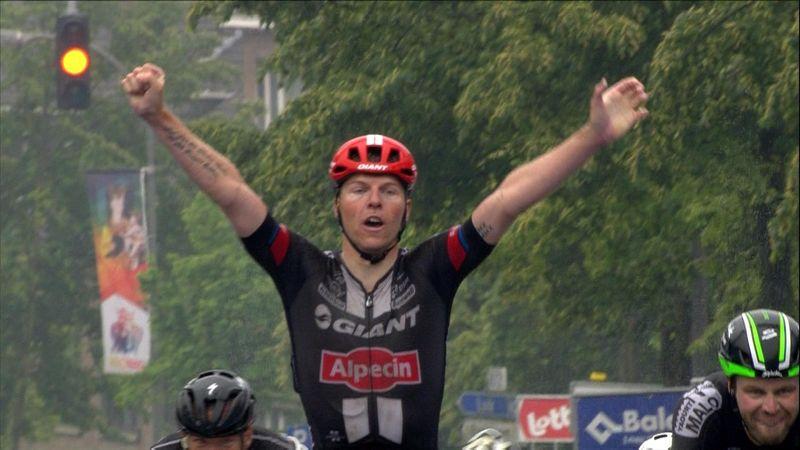 Belçika Turu 4. etapta zafer Waeytens'in