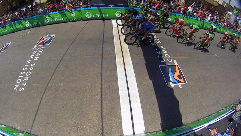 Tour of Utah: Magner vince la prima tappa