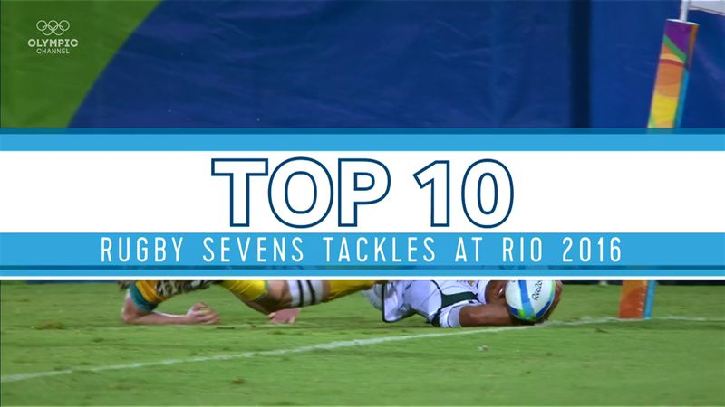 Best Olympics moments: Best Rugby 7s Tackles at the Olympics