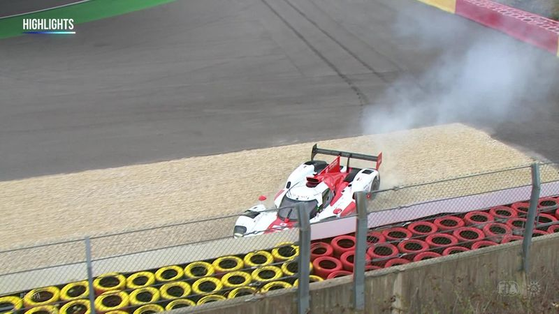 Highlights: Toyota claim Hypercar victory at Spa