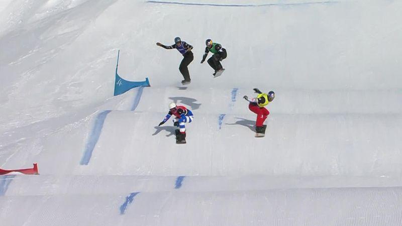 Visintin wins Big Final in thrilling fashion