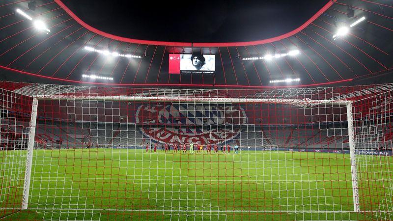 Zu Ehren Maradonas: Bayern und Co. mit Schweigeminute