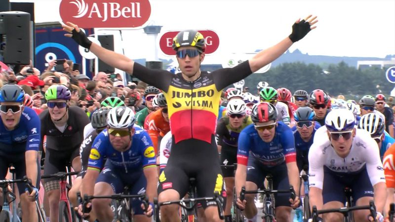 Tour of Britain  Etap #8 - Önemli Anlar