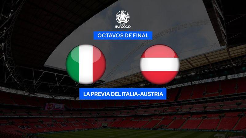 "Previa 60"" Italia-Austria: A seguir con el rodillo (21:00)"
