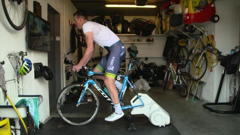 Come Hayman ha vinto la Roubaix grazie a Zwift dopo l'infortunio