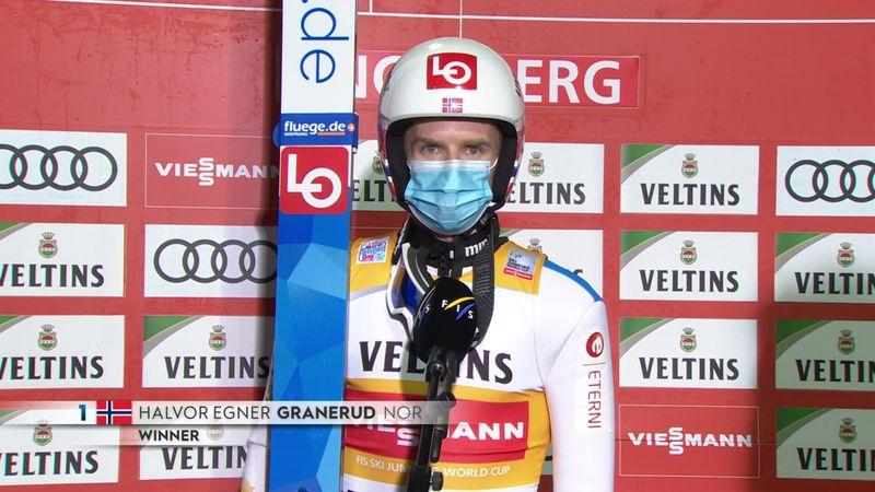 """Granerud: """"Voglio vincere tutte le gare della stagione"""""""
