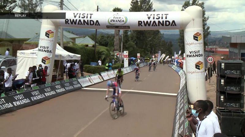 Tour of Rwanda Stage 5 highlights: Boileau wins again