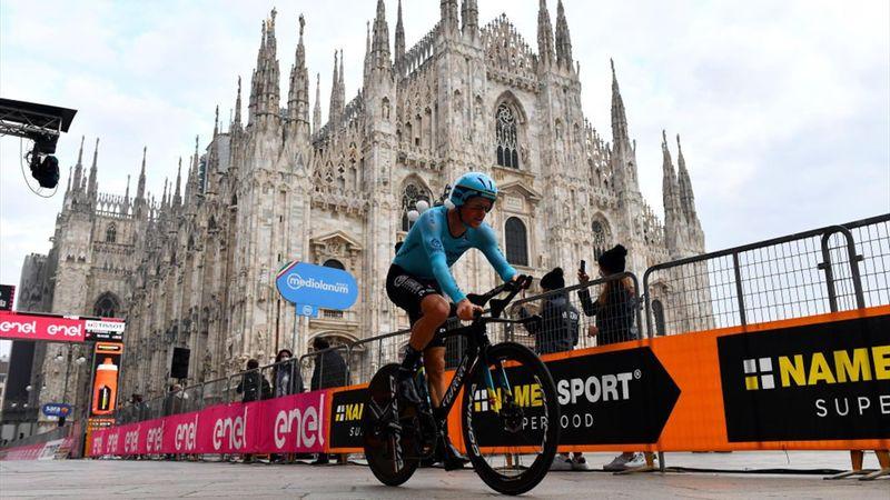 Giro d'Italia: Final