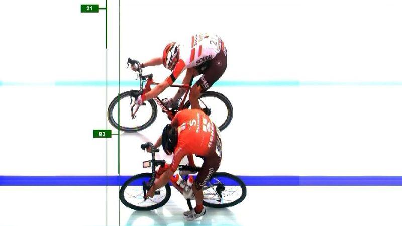 Her vinner Wellens den femte etappen