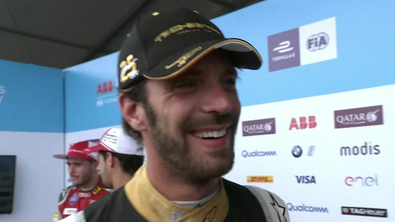 Season 4 champion Vergne talks about his title victory