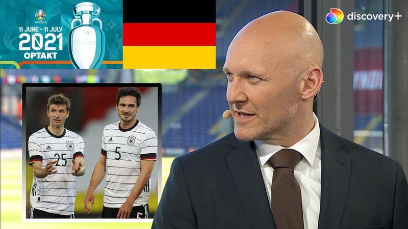 """""""Et rigtigt slutrundemandskab"""" – Tyskland kan sagtens vinde EM ifølge eksperterne"""