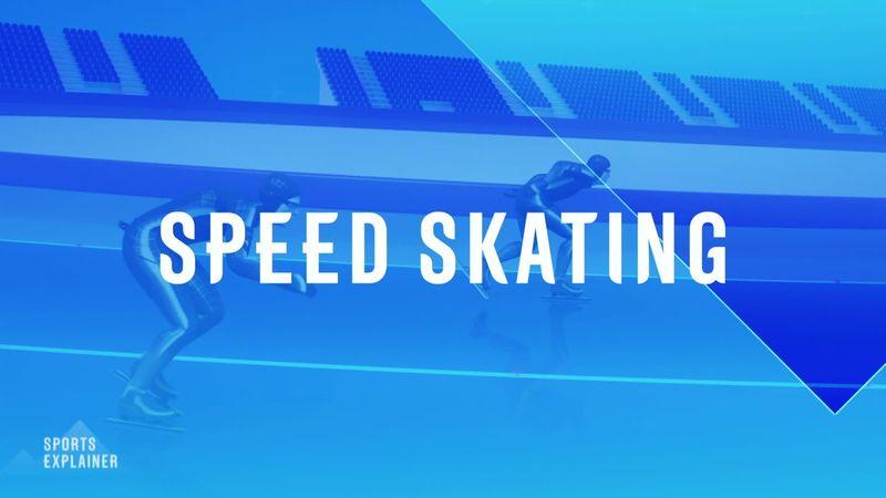 Beijing 2022: Speed Skating explainer
