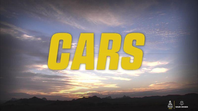 Dakar 2021| Dag 11 - hoogtepunten auto's