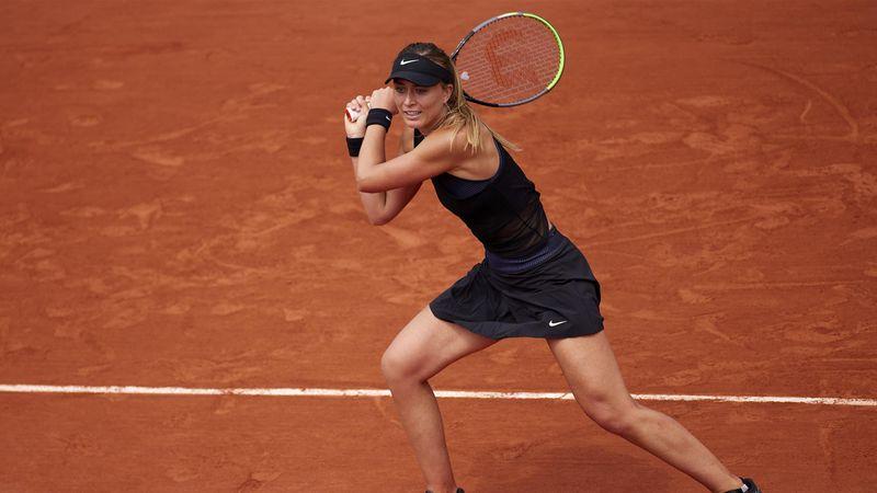 Zidansek - Badosa - Roland-Garros