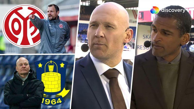 Brøndby vs. Mainz: Hvilket trænerjob er bedst? Delte meninger blandt eksperterne
