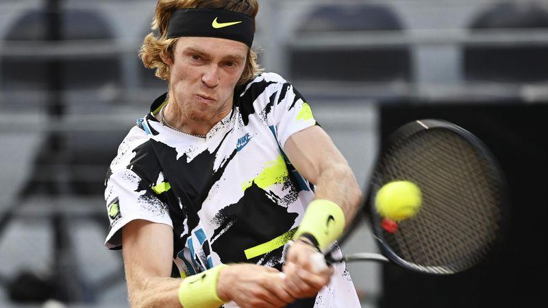Rublev, în formă fantastică înainte de Roland Garros! Calificare la pas în finala de la Hamburg
