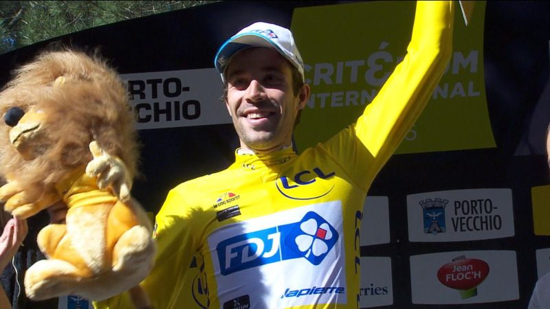 Pinot wins Criterium International