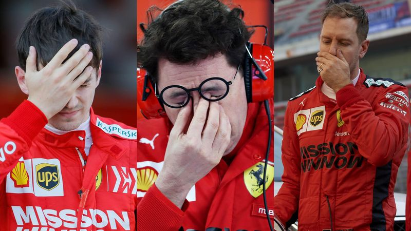 Ferrari, peggior annata dal 1980: i numeri di un disastro
