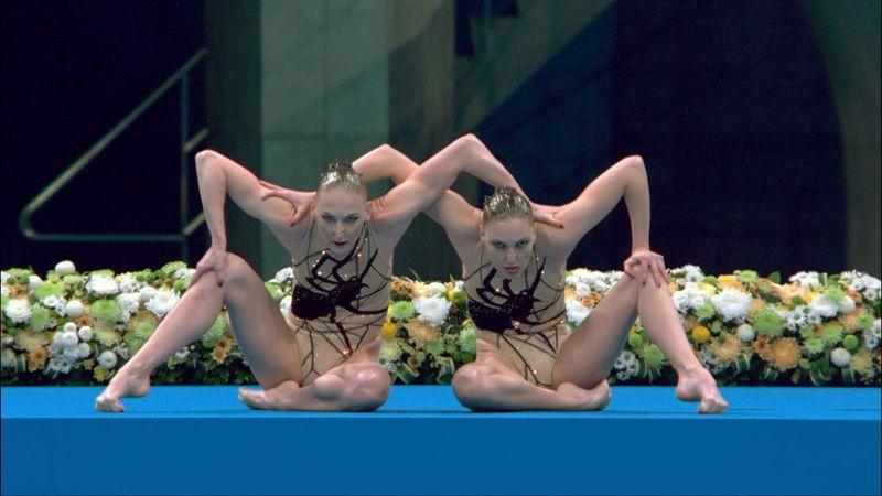 Probleme cu muzica pentru duetul rus de la înot sincron. Ce s-a întâmplat