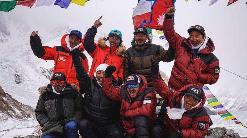 Scalare il K2 d'inverno: l'impossibile diventa possibile