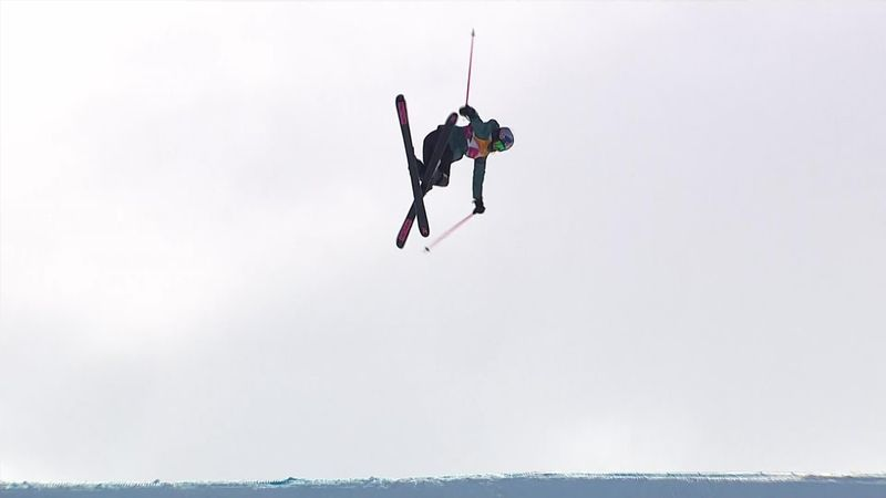Gu Ailing-Eileen doubles up with slopestyle win