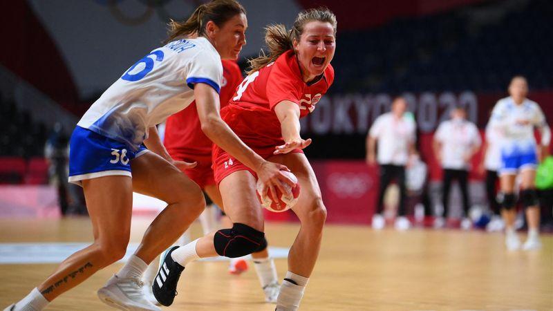 Tokyo 2020 - ROC  vs Norway  - Handbal – Rezumate de la Olimpiadă