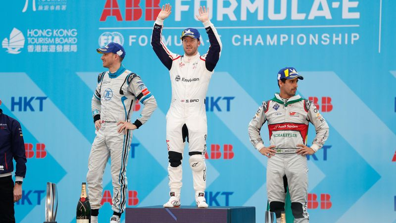 Hong Kong ePrix| Bird slaat dubbelslag in vijfde race