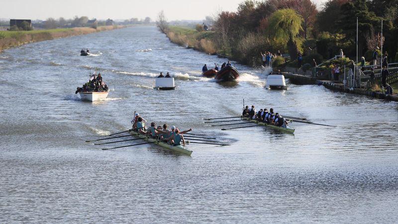 Oxford gegen Cambridge: So lief die 166. Ausgabe