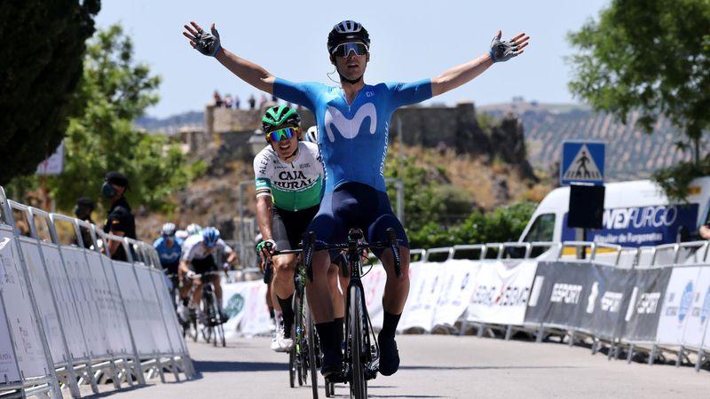 Gonzalo Serrano mantiene su idilio en Andalucía en un final picando en alto