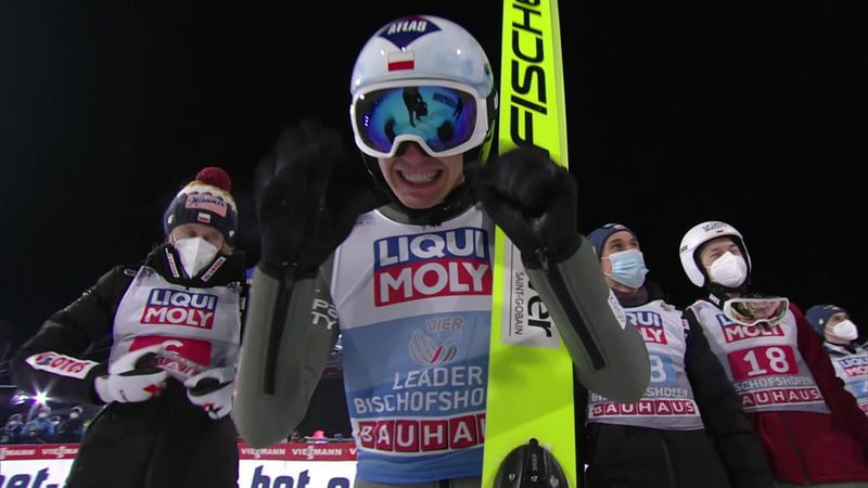 'A master of his craft' - Kamil Stoch wins third Four Hills title