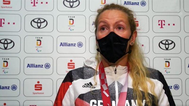 Emotionales Interview: So erklärt Schott ihren Bronze-Coup