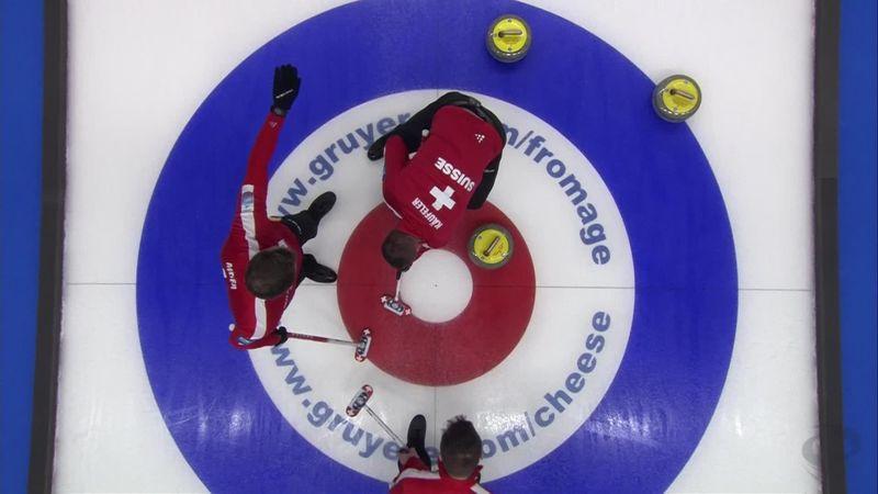 EK Helsingborg   Zwitsers te sterk voor de Schotten