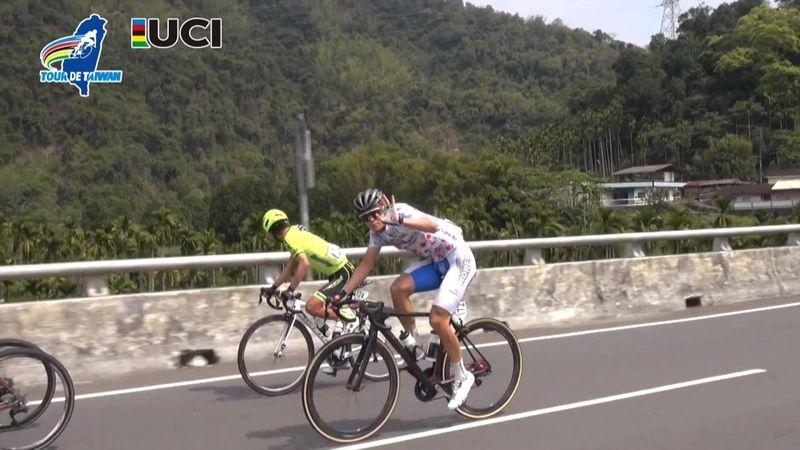 Bayly takes Stage 4, Arashiro leads GC
