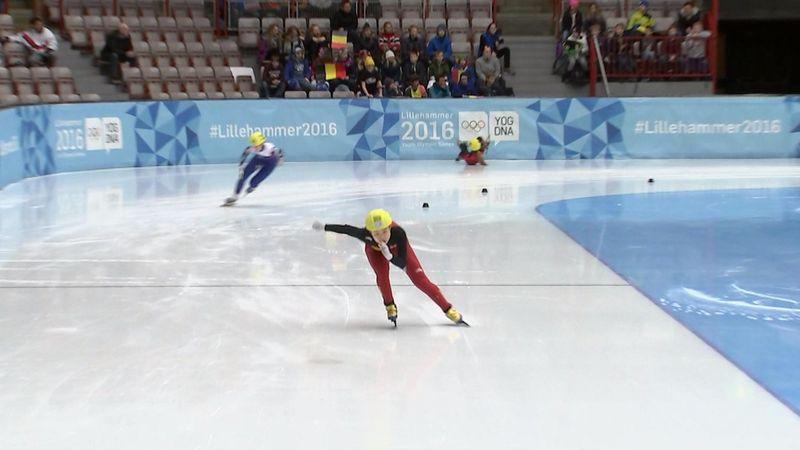 Olimpiadi giovanili Lillehammer 2016: highlights Day 5