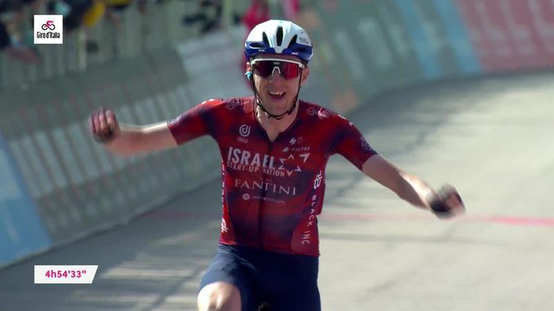 Giro d'Italia | On yedinci etabı Dan Martin kazanıyor