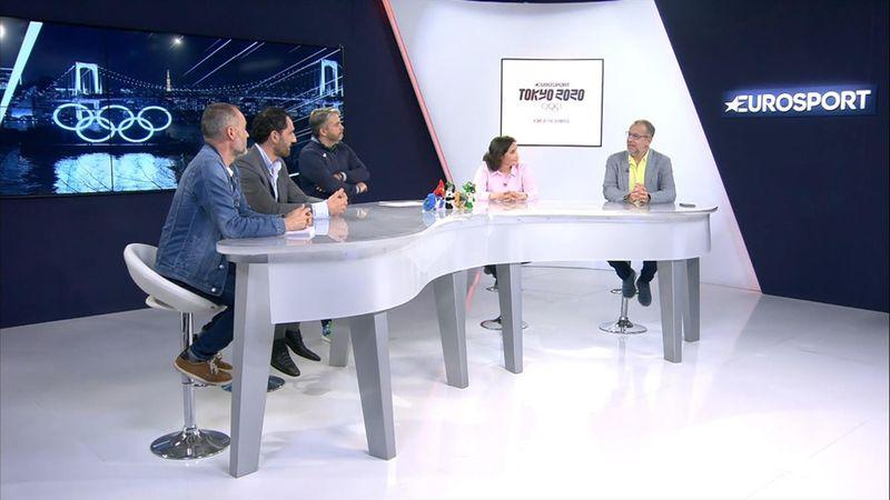 'Noches Olímpicas' (Ep. 2): Con Luis De la Fuente, Jorge Garbajosa, Niko Shera y Chus Rosa