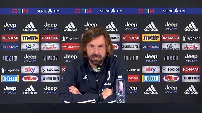 """Pirlo: """"Conte? Se sono allenatore è grazie a lui"""""""
