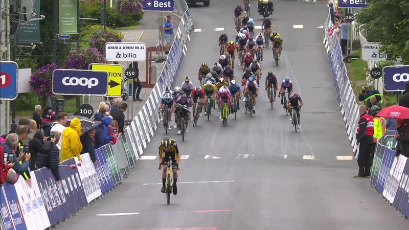 Norveç Bisiklet Turu - Kadınlar - 2. Etap