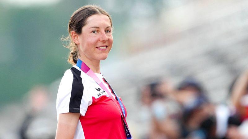 Als Amateurin zu Olympia-Gold: Kiesenhofer erklärt das Unerklärbare