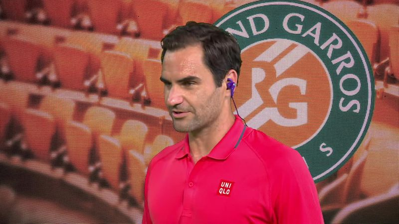 'Shocked and surprised' - Federer reacts to argument over towel with umpire